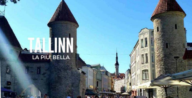 Tallin capitale Estonia