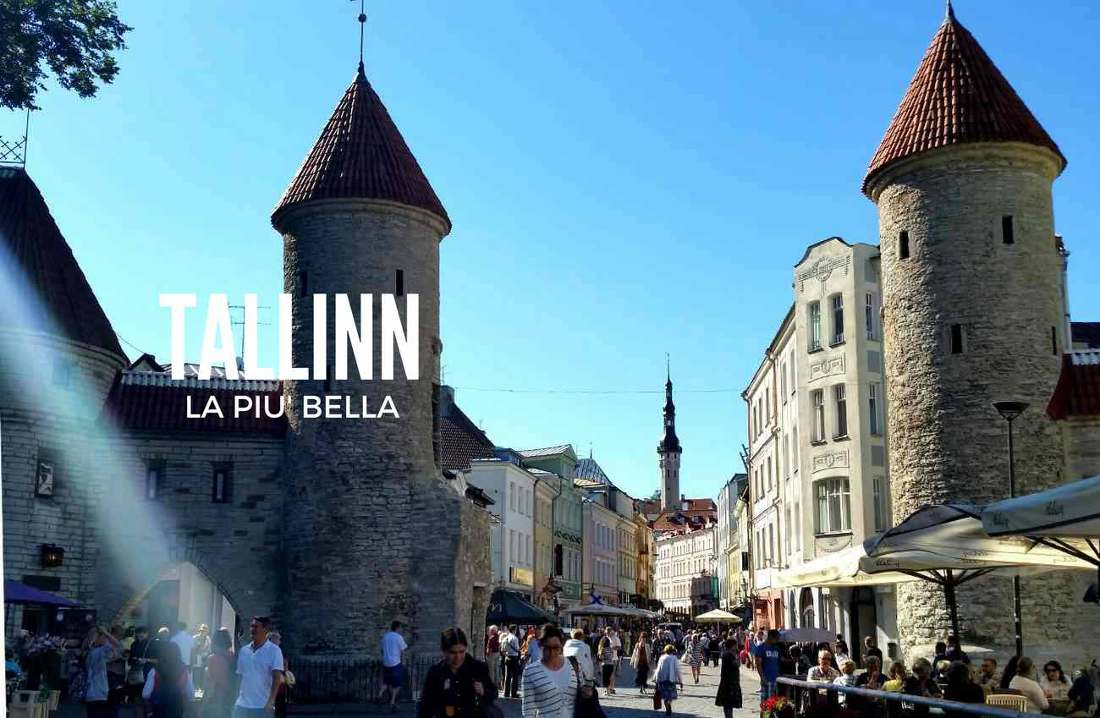 Tallin capitale Estonia