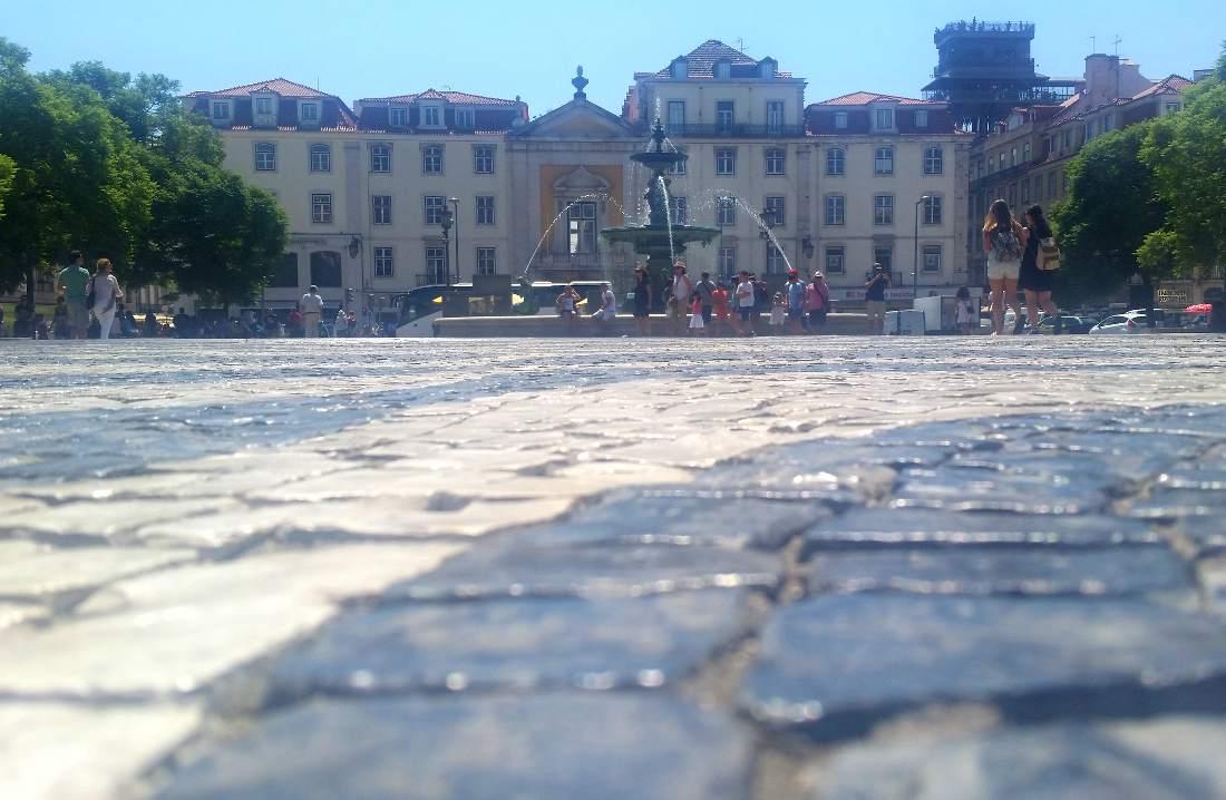 LIsbona Piazza Rossio