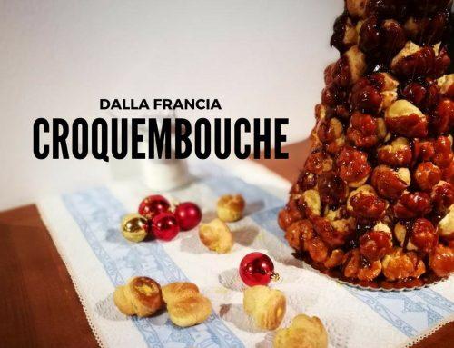 Croquembouche: uno scenografico dolce di Francia