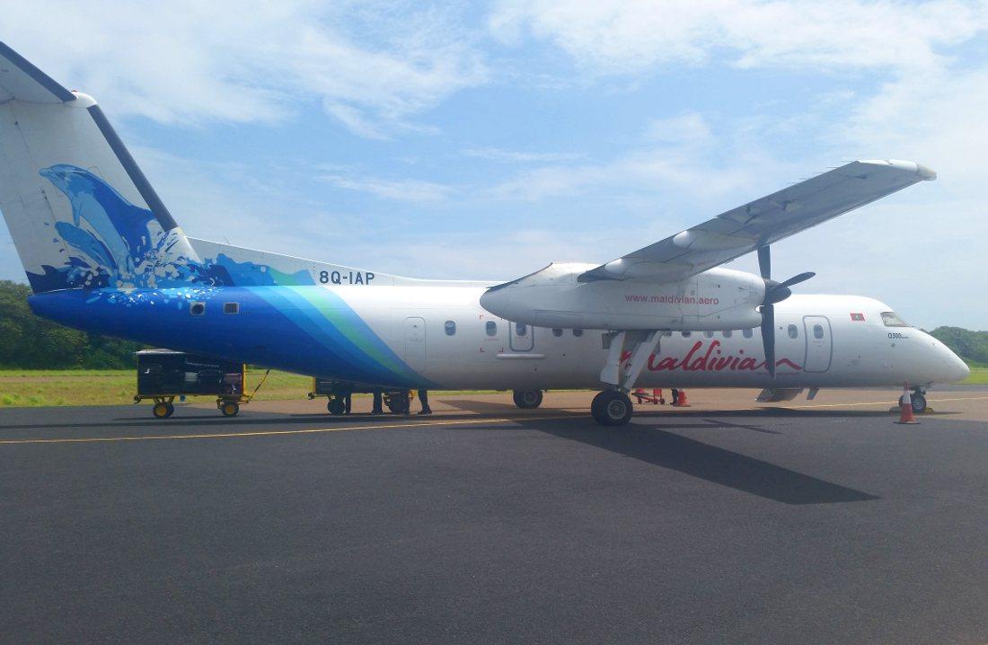 maldive volo interno