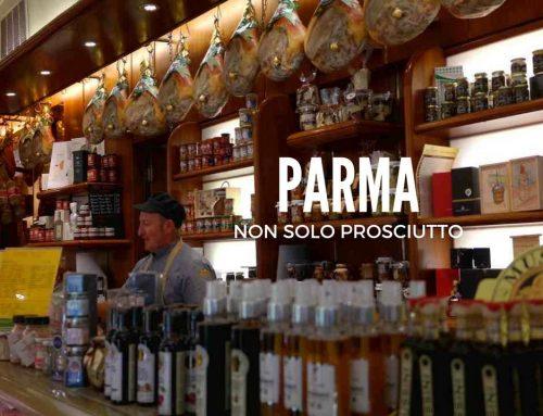 Prodotti Tipici di Parma: non solo prosciutto