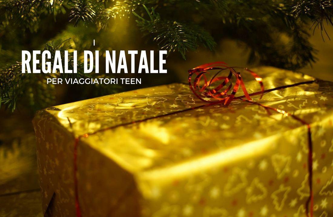 Regali di Natale: idee per giovani viaggiatori