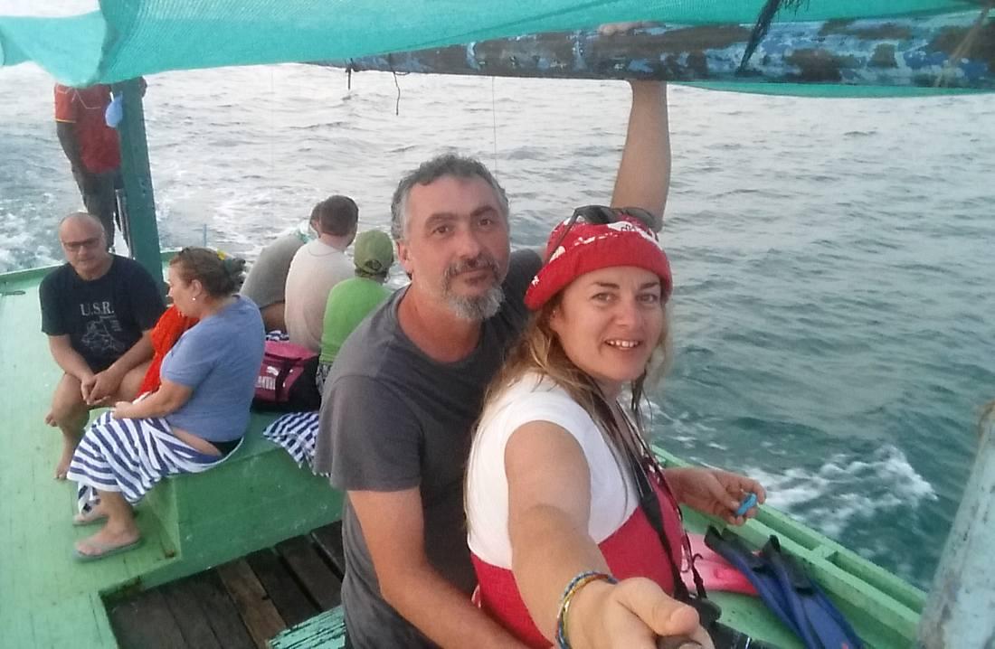 dove andare a San Valentino in barca alle Maldive
