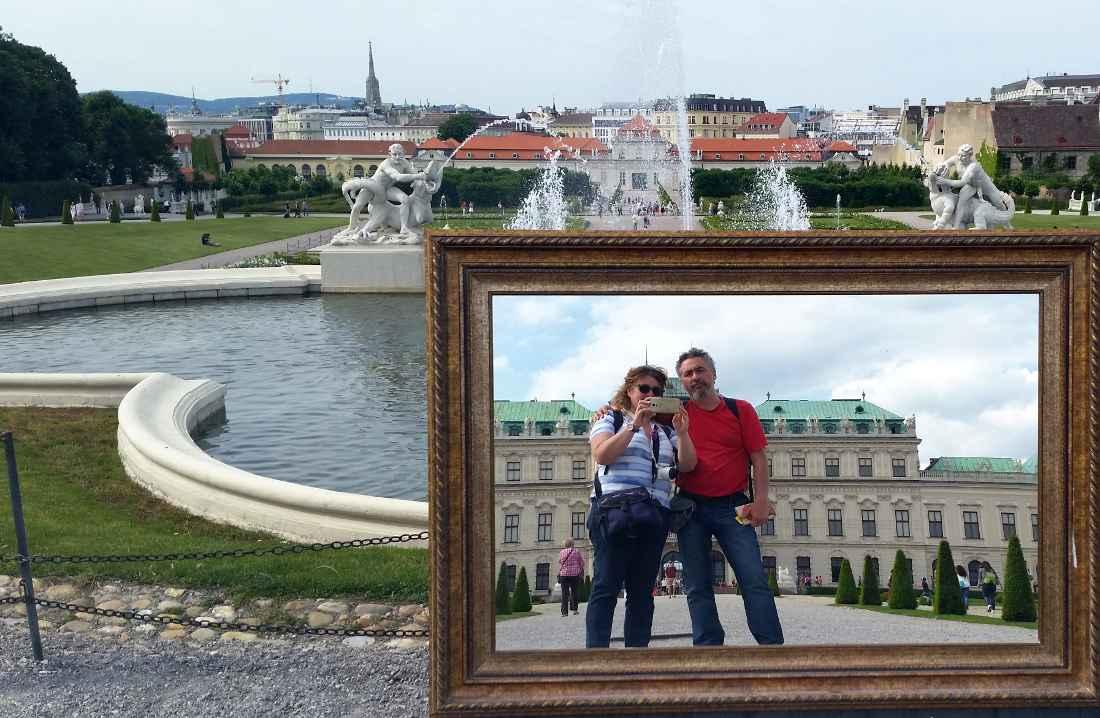dove andare a San Valentino Palazzo Belvedere Vienna