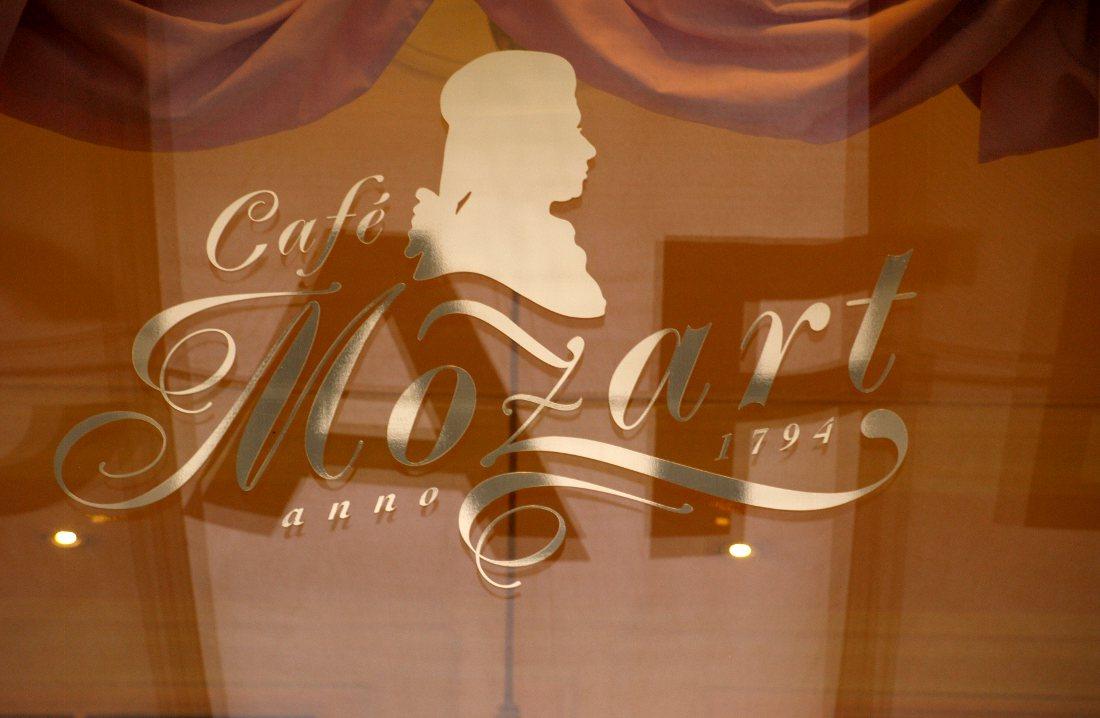 dove andare a San Valentino cafè Mozart