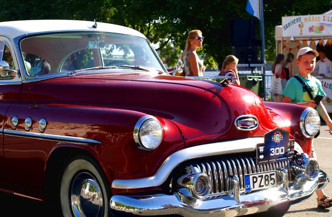 capitale lettonia auto d'epoca