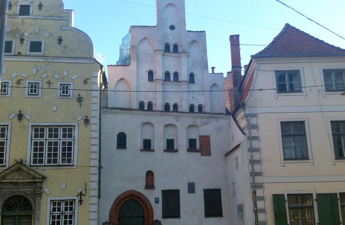 capitale lettonia i 3 fratelli