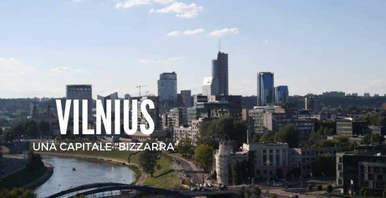 Vilnius cosa vedere