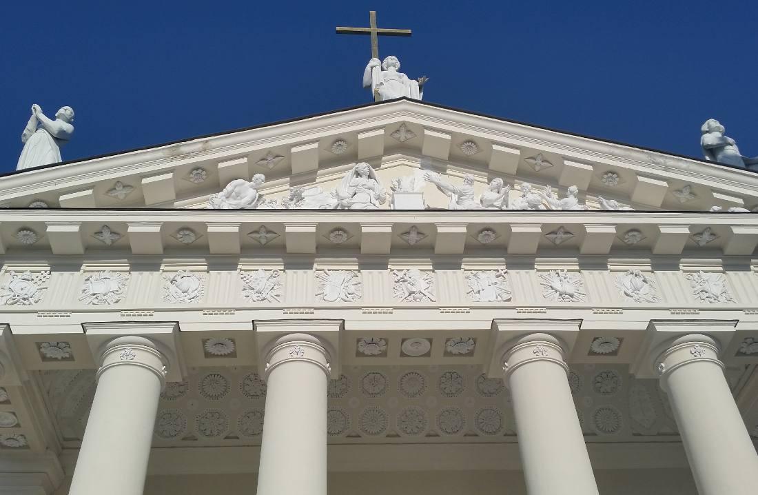 vilnius cosa vedere: la cattedrale