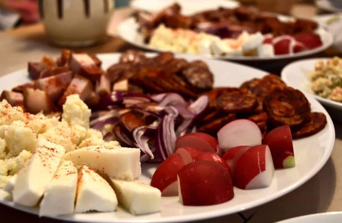 cosa fare a Bucarest food tour