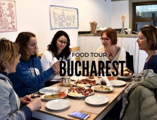 Cosa fare a Bucarest? Mangiare!