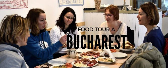 Bucarest food tour