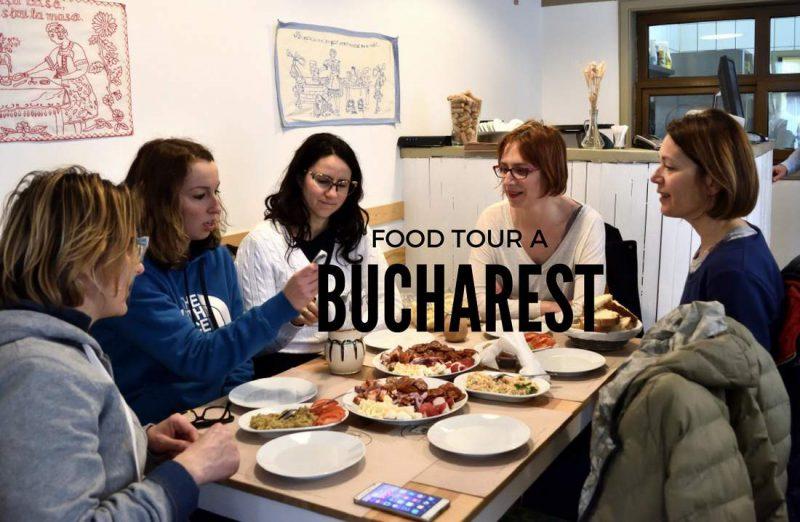 Bucarest food tour