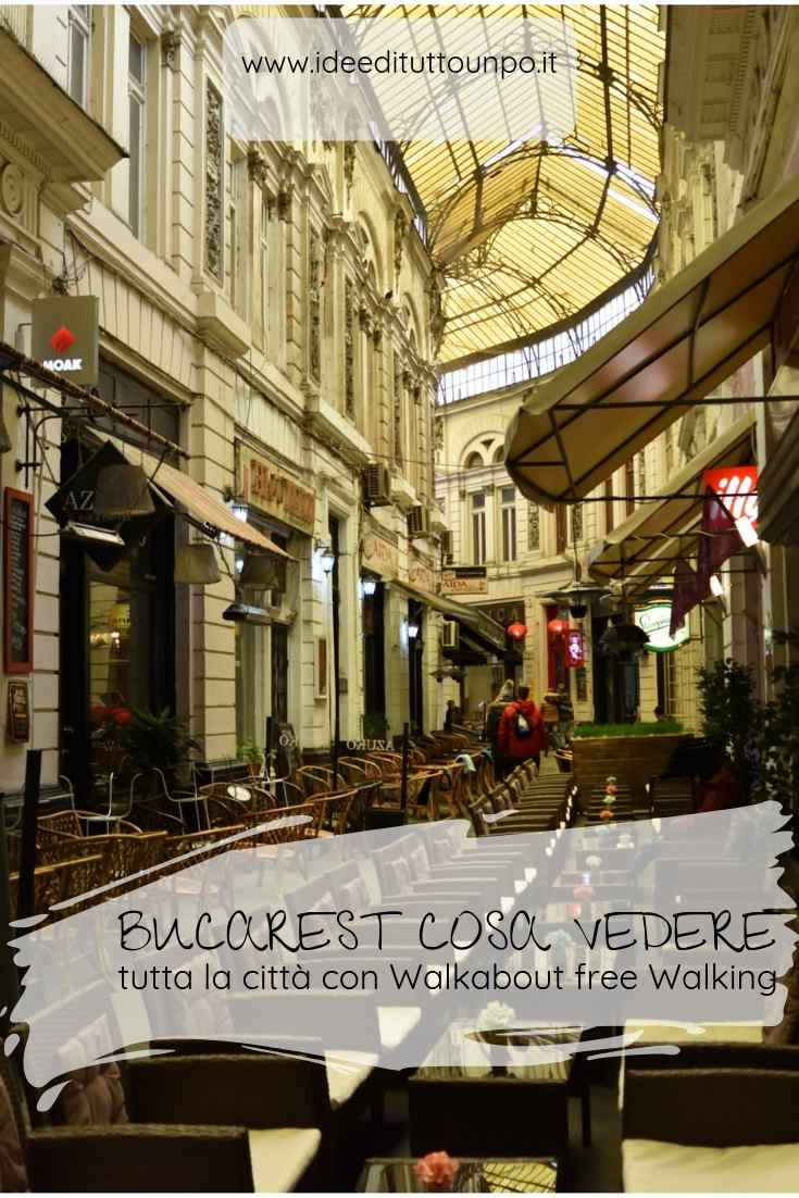 Bucarest cosa vedere