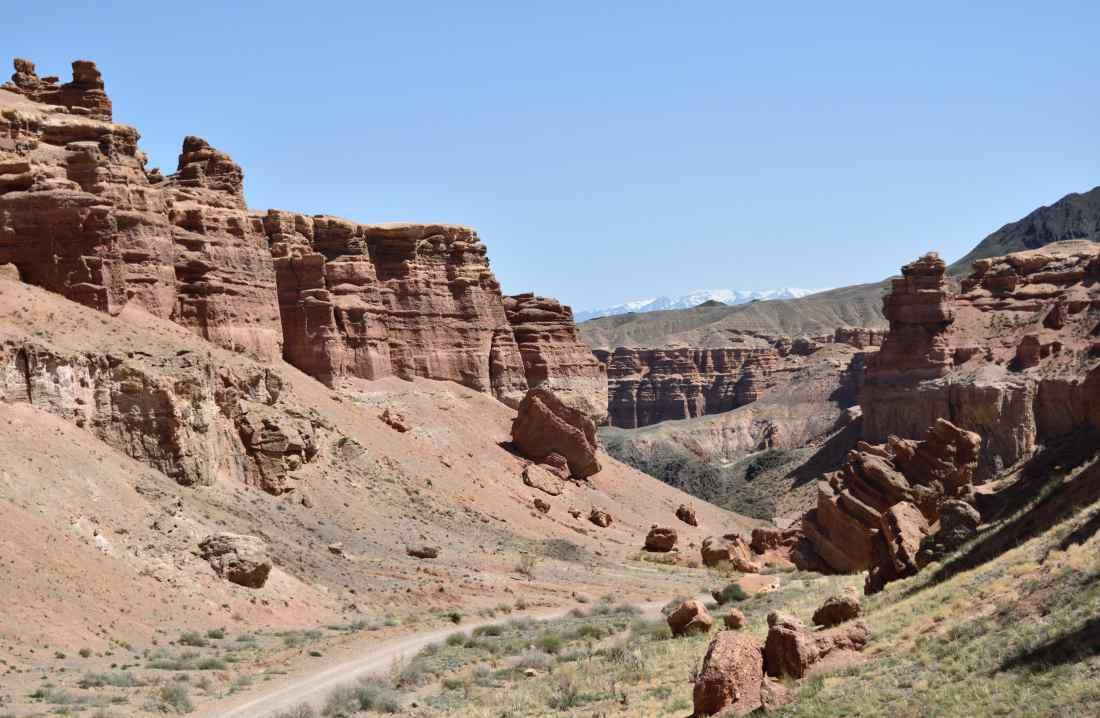 kazakistan charyn canyon