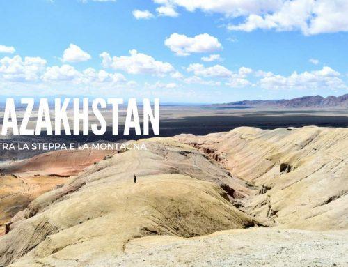 Kazakistan: tra la steppa e le montagne