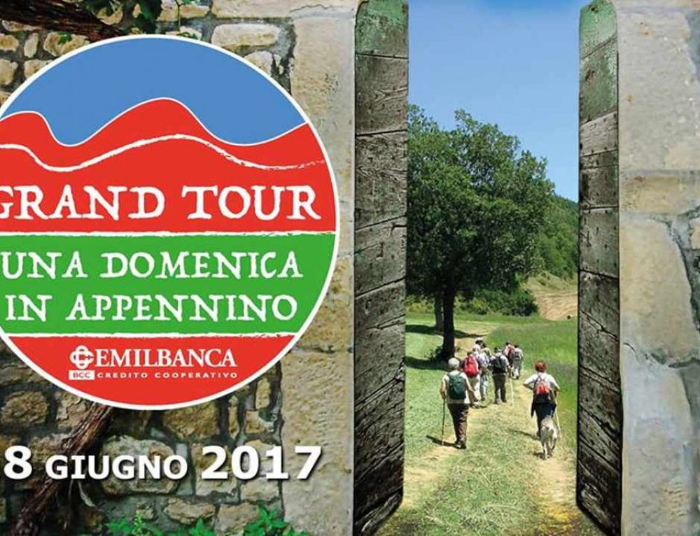 Grand tour: una domenica in appennino