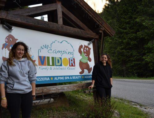 Camping Vidor: un campeggio a 4 stelle con tante attività