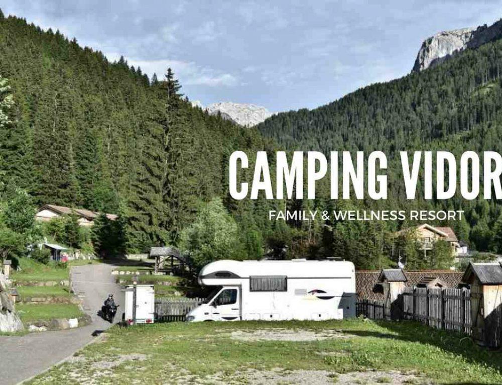 Camping Vidor Family & Wellness Resort: chiamarlo campeggio è riduttivo