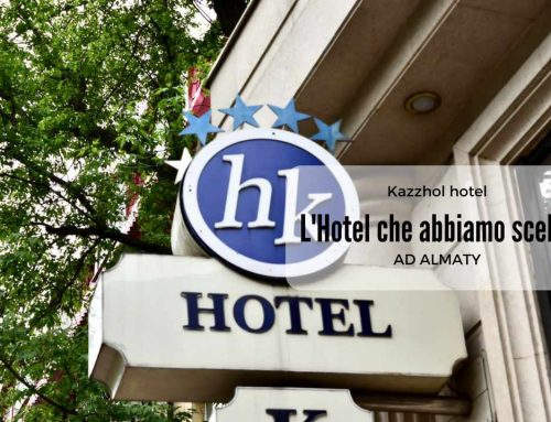 Kazzhol hotel: l'hotel di Almaty che ho provato alla fine del tour