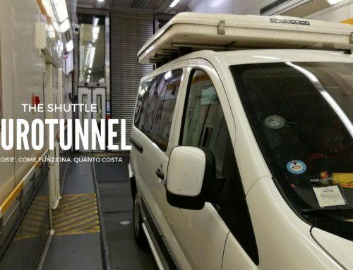 Eurotunnel: cos'è, come funziona, quanto costa