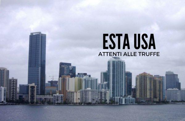 Visto USA Miami