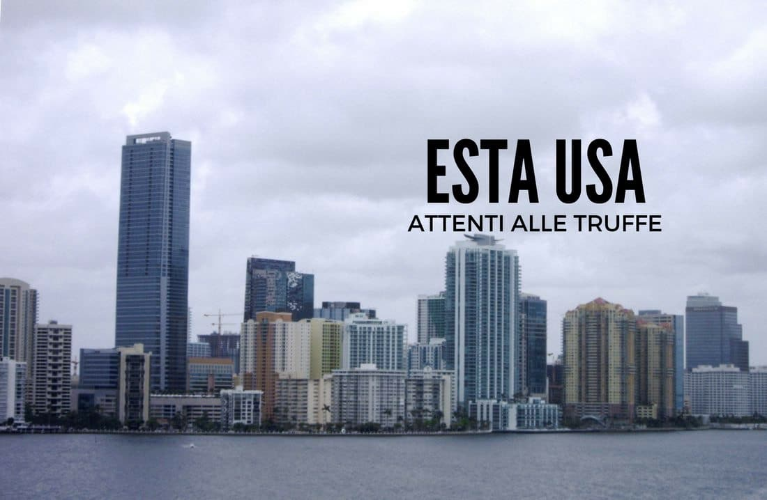 Visto USA Miami
