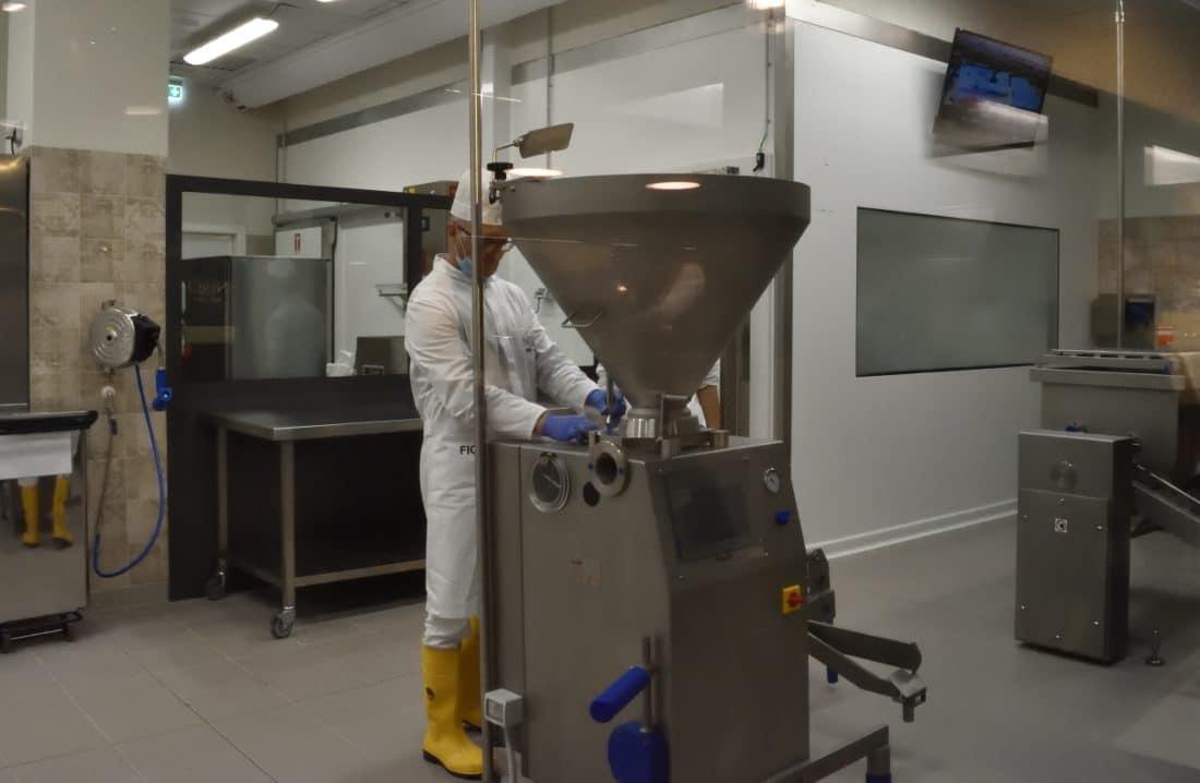 maialino nero di calabria il laboratorio al FICO