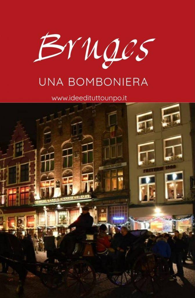 Bruges cosa visitare