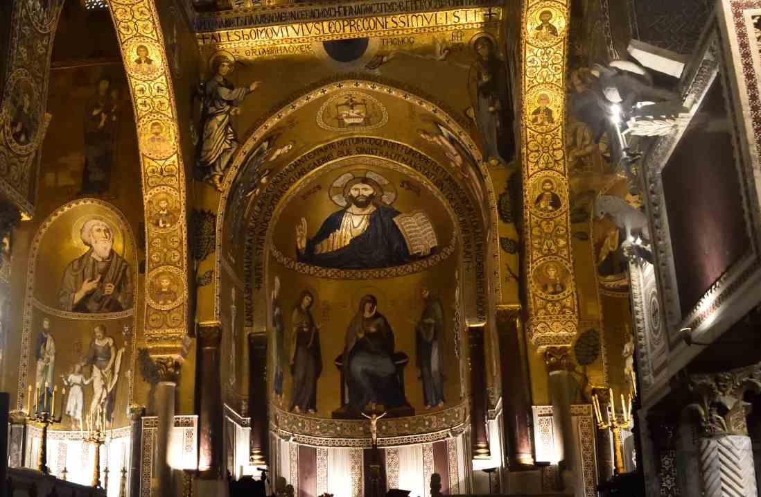 Palermo cosa vedere cappella palatina