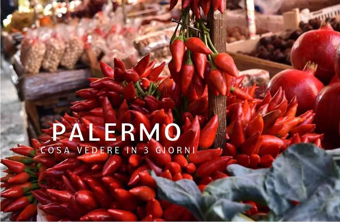 Palermo cosa vedere