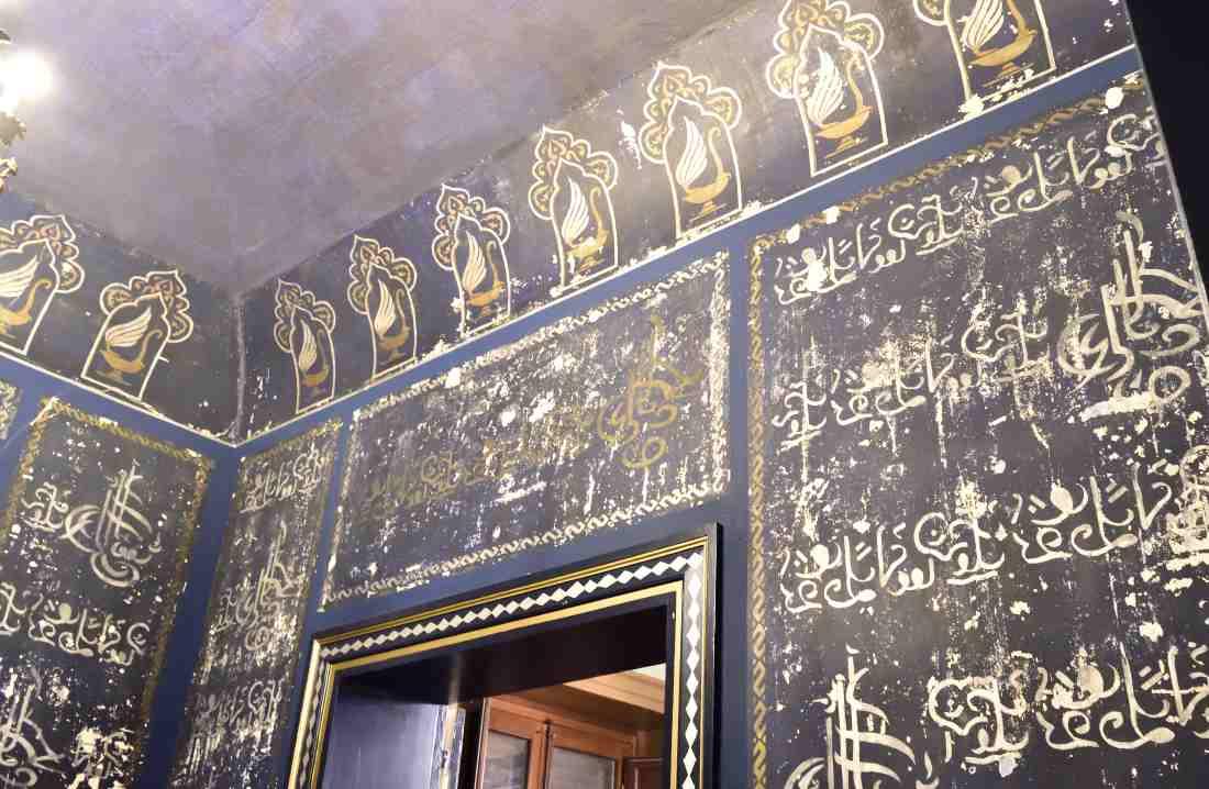 Palermo cosa vedere la camera delle meraviglie