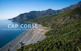 Cap Corse spiaggia di Nonza
