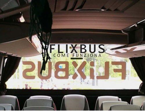 Flixbus come funziona: la mia prima e positiva esperienza