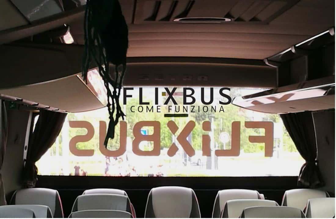 flixbus come funziona