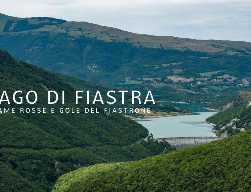 Lago di Fiastra: un trekking spettacolare e divertente nelle marche