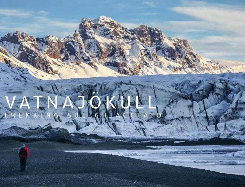 Trekking sui ghiacciai in Islanda