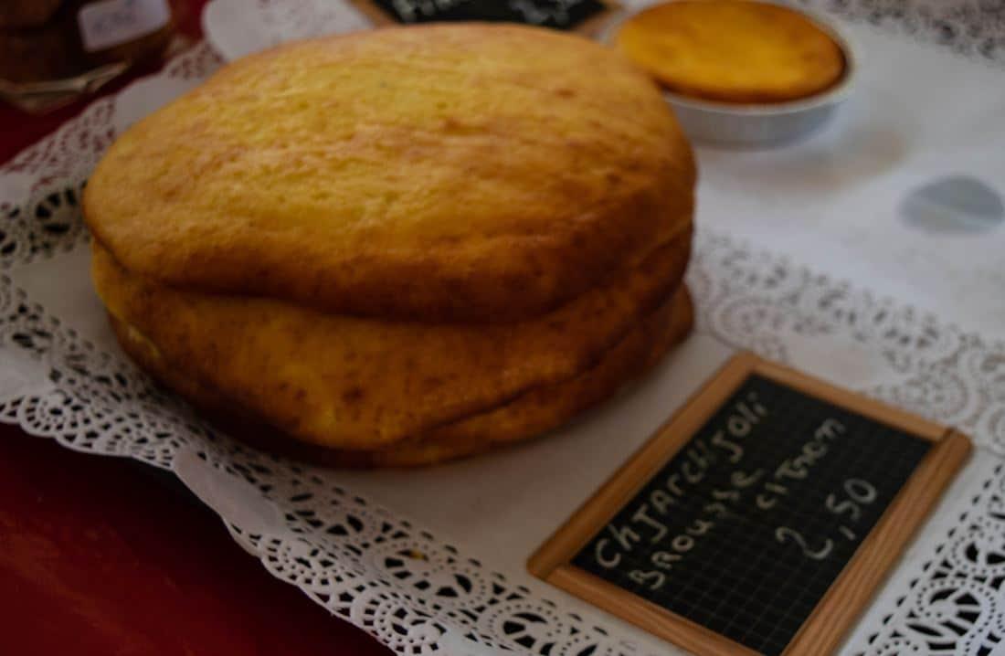 cosa mangiare in Corsica Chjerchjole