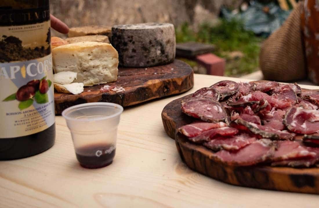 dove mangiare in corsica Corsica Colis