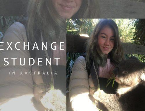 Exchange Student in Australia: la mia prima impressione