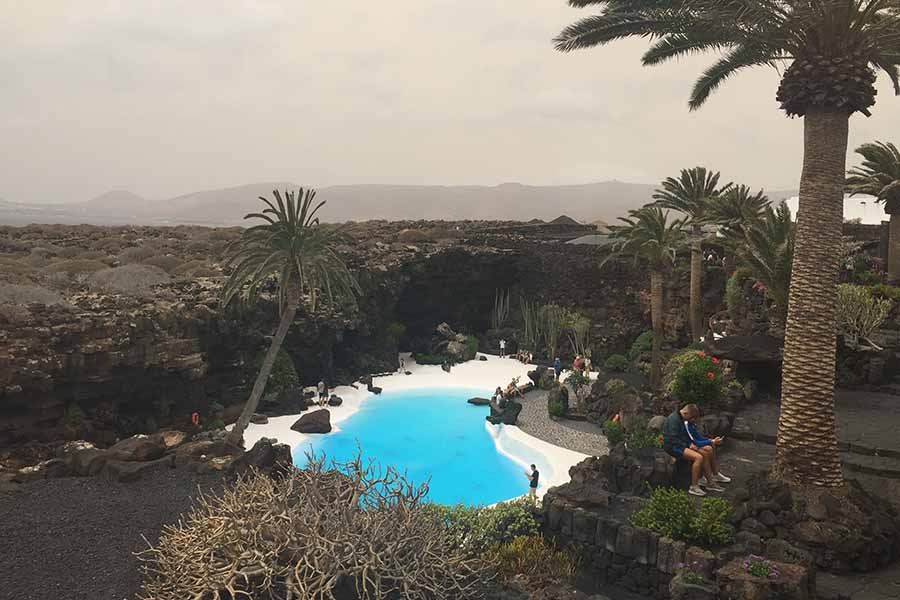 Lanzarote cosa vedere Jameos del Agua