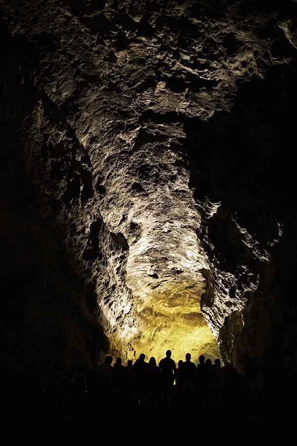 Lanzarote cosa vedere Cuevas de los Verdos