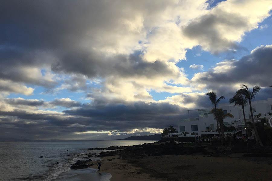 Lanzarote spiagge