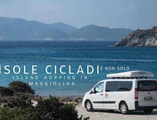Isole Cicladi e non solo: island hopping in Maggiolina