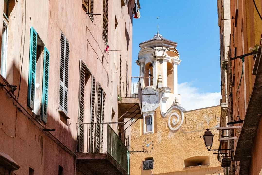 Bastia palazzo dei governatori