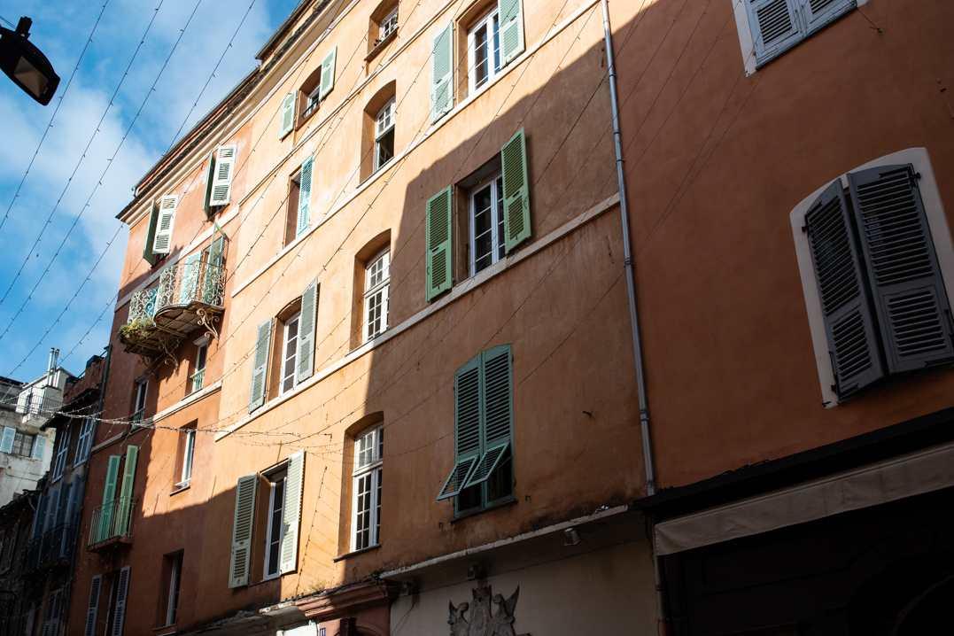 Bastia cosa vedere Rue Napoleon