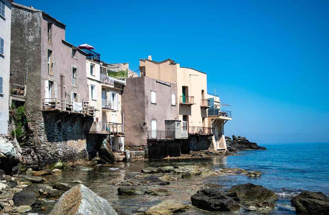 capodanno in Corsica Erbalunga