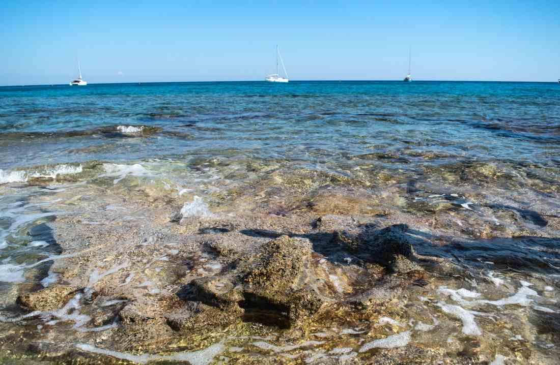 Riviera di Ponente Beach Rock