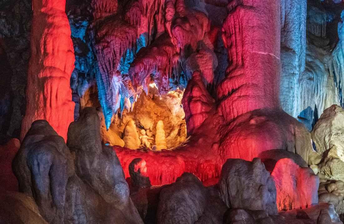 Riviera di Ponente Grotte di Borgio Verezzi